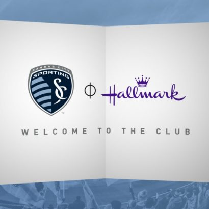 Hallmark and Sporting KC Welcome to the Club