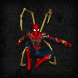 Spider Man 2019 Convention Exclusive Hallmark Ornament