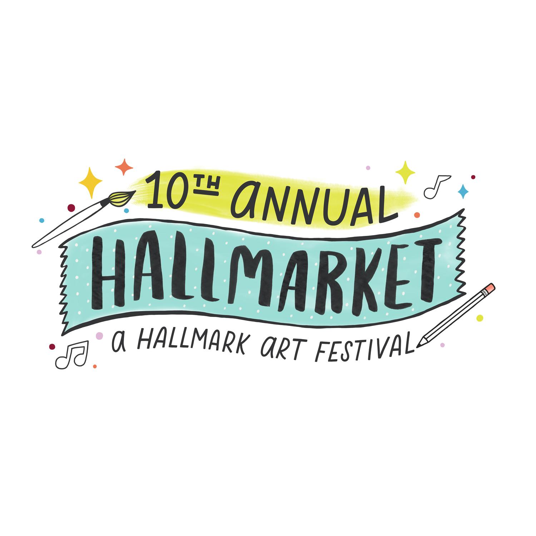 Hallmarket Logo